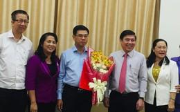 TPHCM bổ nhiệm hàng loạt nhân sự mới