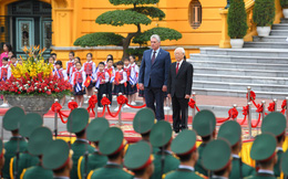 Cận cảnh chuyến thăm chính thức Việt Nam đầu tiên của Chủ tịch Cuba Miguel Diaz Canel
