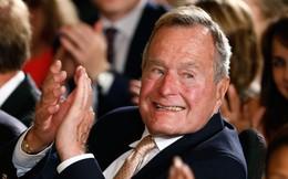 Cựu Tổng thống Mỹ George H.W.Bush (Bush cha) qua đời ở tuổi 94