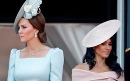 Một loạt bằng chứng cho thấy Meghan từ bạn bè thân thiết với chị dâu Kate nhanh chóng trở thành hai kẻ lạnh nhạt