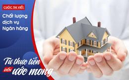 Mỗi tháng tốn 3 triệu thuê, mãi cũng không thành nhà mình, vợ chồng liền đi vay ngân hàng mua nhà, và kết quả...