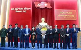 Ông Bùi Minh Châu làm Bí thư Tỉnh ủy Phú Thọ