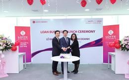"""Tập đoàn Hàn Quốc Lotte Finance """"tiến quân"""" vào mảng cho vay tiêu dùng"""