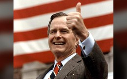 """Chỉ làm tổng thống một nhiệm kỳ duy nhất nhưng ông Bush """"cha"""" giúp định hình nước Mỹ suốt nhiều thập kỷ"""