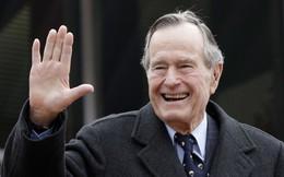 Xúc động lời nói cuối cùng của ông Bush (cha) dành cho con trai lúc lâm chung