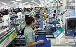 Điện thoại Samsung, thiết bị điện tử FDI và sự chuyển đổi đặc biệt bên trong nhóm ngành công nghiệp