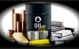 Thị trường ngày 21/12: Giá dầu lại giảm mạnh 5%, nhôm thấp nhất 16 tháng, cao su lập đỉnh 3,5 tháng