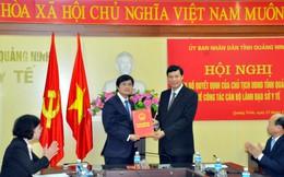Quảng Ninh điều động và bổ nhiệm Giám đốc, Phó giám đốc Sở