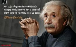 Điều bí mật trong công thức hạnh phúc được đấu giá tới 1,5 triệu USD của thiên tài Albert Einstein