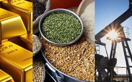 Thị trường ngày 19/3: Giá dầu và cao su cùng tăng, vàng neo trên 1.300 USD/ounce