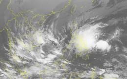 Áp thấp nhiệt đới giật cấp 9 hướng vào Biển Đông, có thể mạnh thành bão