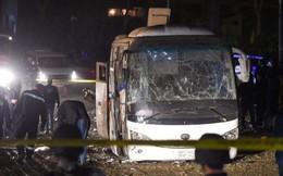 Đánh bom xe buýt chở đầy du khách Việt, 4 người thiệt mạng