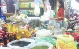 Thị trường hàng khô phục vụ Tết: Giá ổn định, tiểu thương chủ động dự trữ sớm