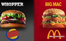 [Marketing thời 4.0] Từ chối bán loại humburger đặc sản để hướng khách hàng sang mua Big Mac của đối thủ McDonald's, tại sao Burger King vẫn được ủng hộ nhiệt liệt?