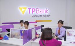 TPBank: 10/12 chốt quyền trả cổ tức và chia thưởng cổ phiếu 28%