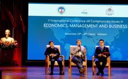 Chuyên gia quốc tế nói về thách thức, cơ hội của nền kinh tế Việt Nam