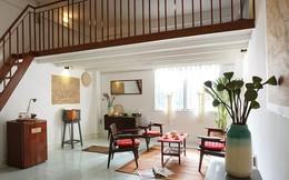 Ngôi nhà 25m2 cũ nát đẹp ngỡ ngàng sau cải tạo chỉ tốn 100 triệu