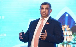 """Tổng giám đốc AirAsia tranh thủ marketing, tuyên bố sẽ """"bán vé"""" đi xem trận chung kết AFF Cup nếu Việt Nam thắng Philippines tại Diễn đàn du lịch"""