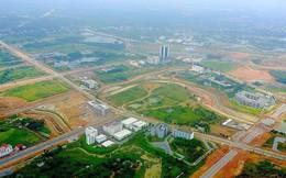 Hà Nội 'xin' Thủ tướng duyệt quy hoạch 'siêu' đô thị chứa 60 vạn dân