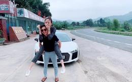 """Lộ ảnh Nguyễn Quốc Cường """"bê tráp"""" ăn hỏi Đàm Thu Trang, liệu đám cưới có sắp diễn ra?"""