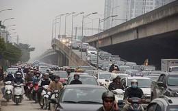 Cao tốc 'tê liệt', cửa ngõ thủ đô ùn tắc sau kỳ nghỉ Tết
