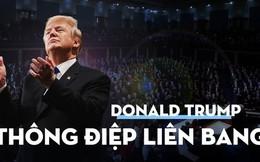 """Thông điệp Liên bang của ông Trump: Cuộc chiến khách mời và 3 năm """"nhớp nhúa"""" của nước Mỹ"""
