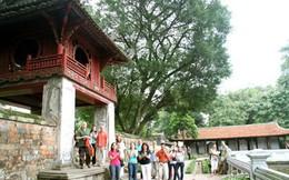 Lượng khách du lịch tăng cao dịp Tết