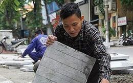 Vụ lát đá vỉa hè: Giám đốc dự án vẫn được thăng chức
