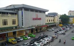 'Quy hoạch khu vực ga Hà Nội không thể nóng vội'