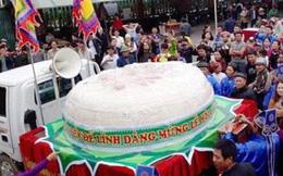 Thanh Hóa không đồng ý làm bánh giầy 3 tấn dâng vua Hùng