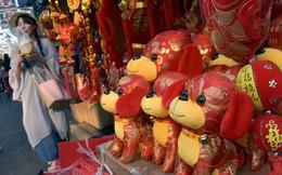 Chứng khoán Trung Quốc đi xuống sau tin PMI chạm đáy 20 tháng
