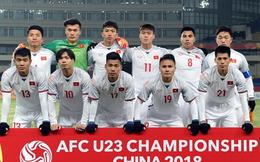 Sau thành công của U23 Việt Nam, VFF công bố bản quyền sở hữu hình ảnh