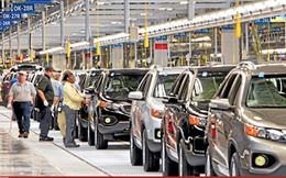 """Bộ Công Thương xin thêm """"ưu đãi"""" cho ô tô nội"""