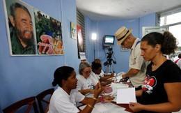 Cuba tổ chức bầu cử Quốc hội