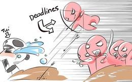 Bạn đang rối tung trong công việc, 4 mẹo cực nhỏ mà hiệu quả này sẽ khiến 'deadline' không trở thành ám ảnh kinh hoàng