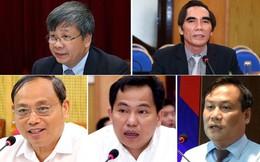 Những điểm thú vị về hồ sơ nhân sự của 5 Thứ trưởng Bộ Kế hoạch – Đầu tư