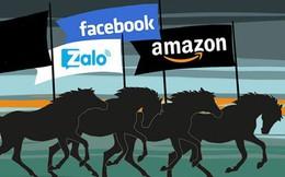 """Thâm nhập thị trường TMĐT Việt Nam, Amazon sẽ """"sống sót"""" để khởi động lại cuộc đua giành thị phần?"""