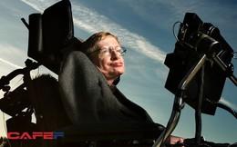 Cuộc đời sóng gió của Stephen Hawking: Bộ óc thiên tài trong thân hình teo tóp, hạnh phúc mỉm cười dưới vực thẳm bi quan