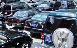 Không được dùng vốn vay ODA mua sắm xe ô tô