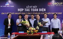 Đất Xanh Miền Trung hợp tác toàn diện với DMT Group