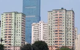 Hà Nội: Những chung cư mới nhếch nhác, xấu xí, không muốn bước vào