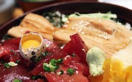 Blogger nổi tiếng Mark Wiens chia sẻ hành trình khám phá quán sushi cực ngon ở Tokyo