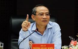 Ông Trương Quang Nghĩa nói về những trái khoáy ở hầm chui cầu Sông Hàn