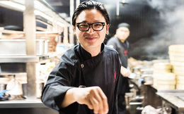 Phù thủy ẩm thực gốc Việt - Luke Nguyễn: 5 tuổi biết nấu ăn, 14 tuổi lăn lộn làm nhân viên bếp, 23 tuổi đã có nhà hàng cho riêng mình