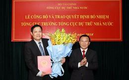 Tổng cục Dự trữ Nhà nước chính thức có Tổng cục trưởng
