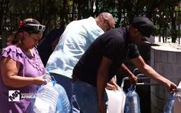 """36% đô thị """"khát nước"""" vào năm 2050"""