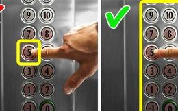 Chúng ta phải làm gì nếu như gặp sự cố, bất ngờ mắc kẹt trong thang máy?