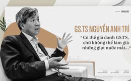 GS Nguyễn Anh Trí: Nếu kiếm tiền một cách chính danh, tôi là một trong những giáo sư giàu nhất VN