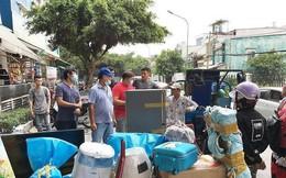 Dân Carina Plaza trình báo bị mất tài sản, thiếu bảo vệ