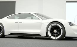 Porsche Mission E - đối thủ của xe điện Tesla sẽ ra mắt vào năm 2019 với giá 1,9 tỷ đồng